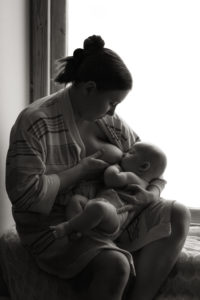 postpartum breastfeeding baby